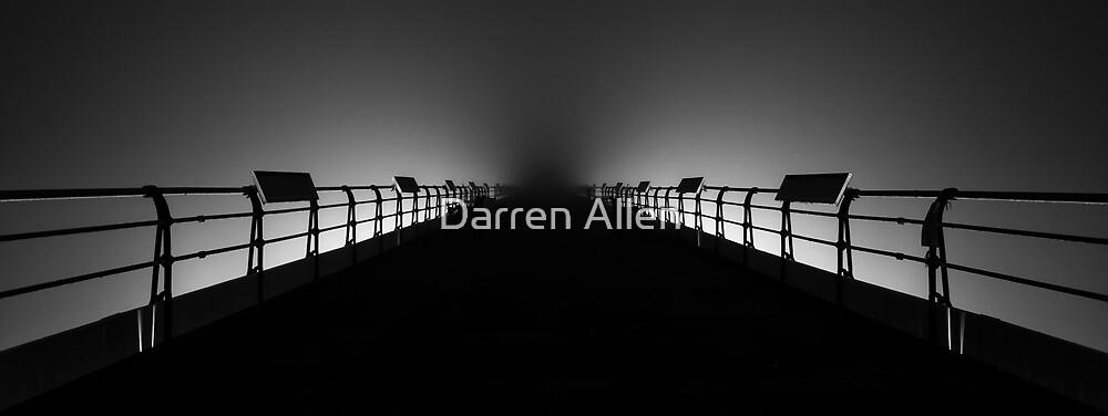 Saltburn-By-The-Sea Pier by Darren Allen