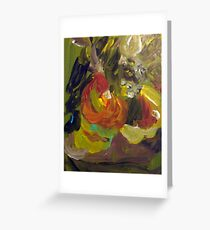 Pears in a Peartree Greeting Card