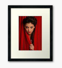 Vaudeville Framed Print