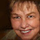 Our Scribbled friend... AuntDot! by Susana Weber