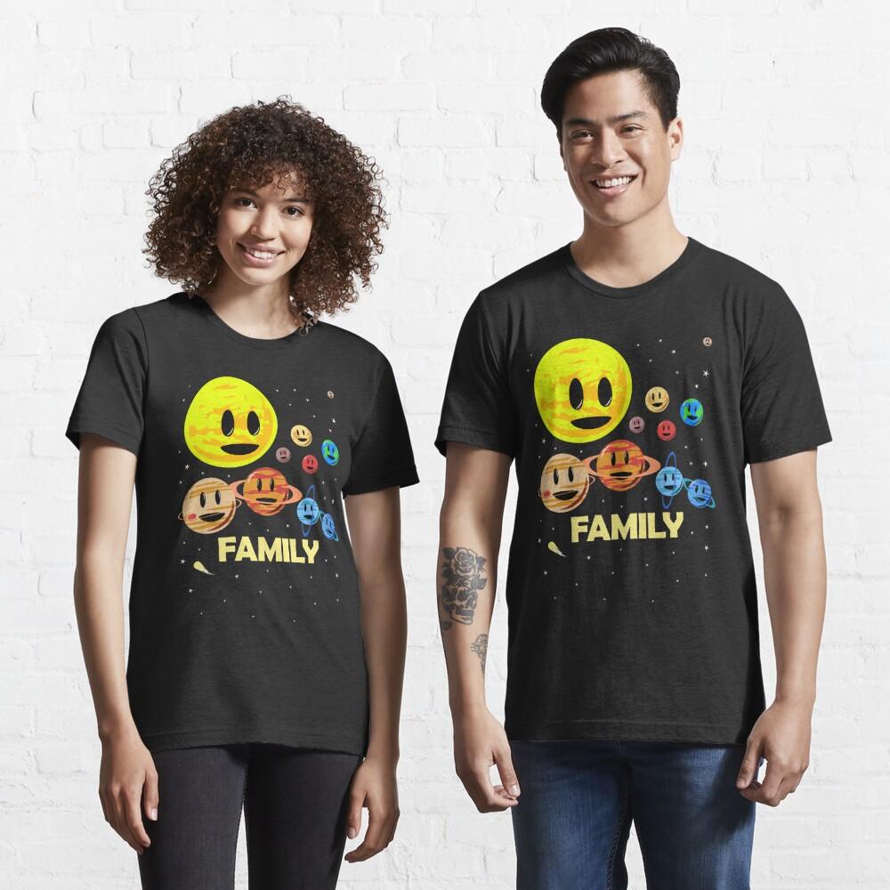 Solar System Family Essential T-Shirt
