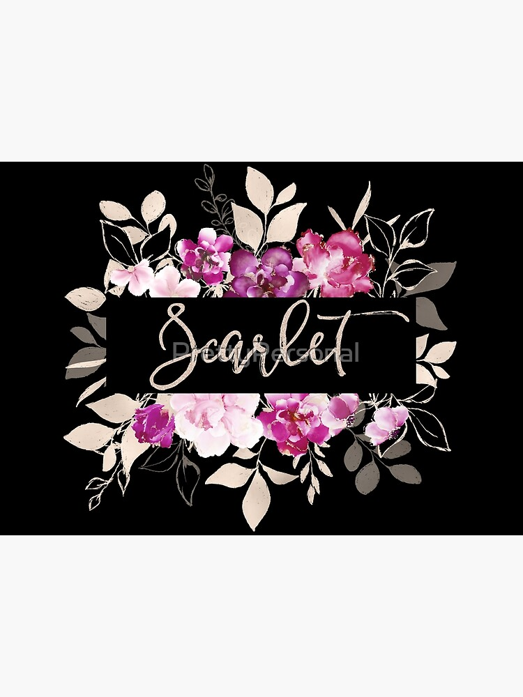 Pretty Ink Scarlet by PrettyPersonal