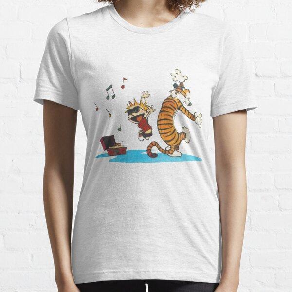 calvin music Essential T-Shirt