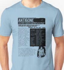 Antigone Unisex T-Shirt