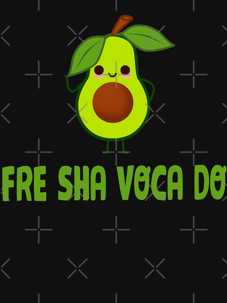 Fre Shavacado Funny Fresh Avocado  Meme by Abidilana