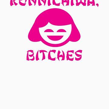 Konnichiwa, Bitches by designgroupies