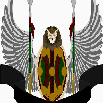 Jikoba Legacy Crest secondary PNG by Euvari