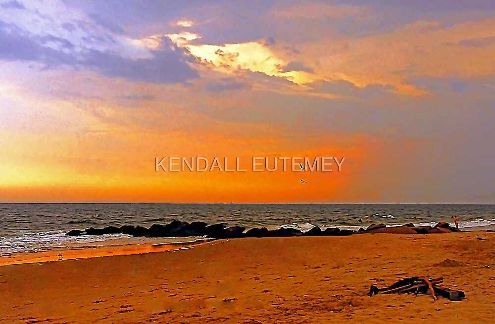 STORIES IN THE SKY by KENDALL EUTEMEY