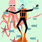 Scuba Diving! by Kristina Evans
