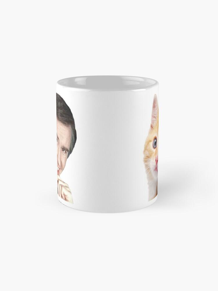 Alternate view of I'm Alan Partridge – Alan and Cat Mug Mug