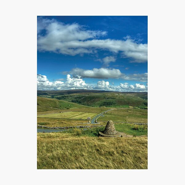 Butter Tubs Pass Photographic Print