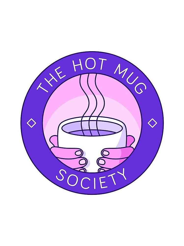 The Hot Mug Society by sombrasblancas