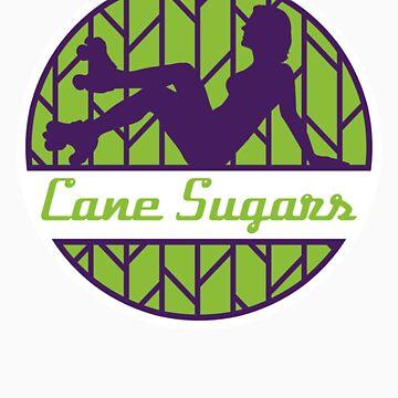 Cane Sugars T-Shirts & Hoodies by reefcityrg