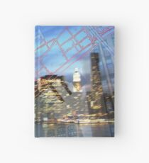 Financial Dream in Deep Water - Limited Edition Hardcover Journal