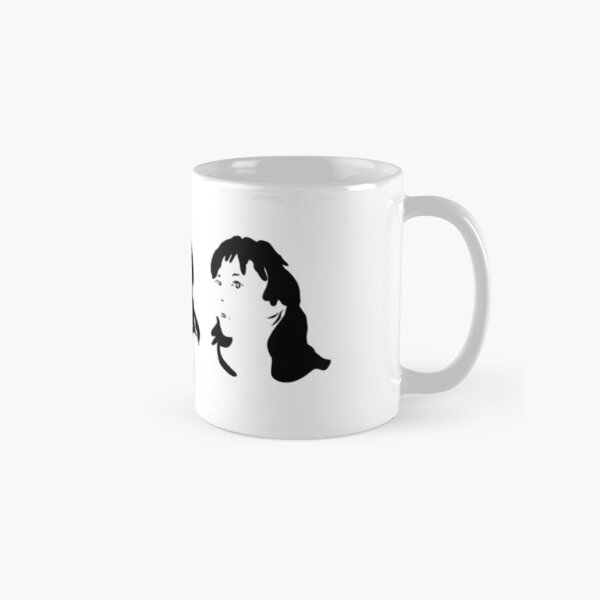 Triptych 3 faces (classic mug) Classic Mug