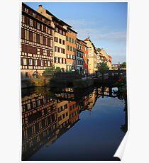 Old Strasbourg Poster