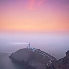 Southstack Sunset, Anglesey by Robin Whalley