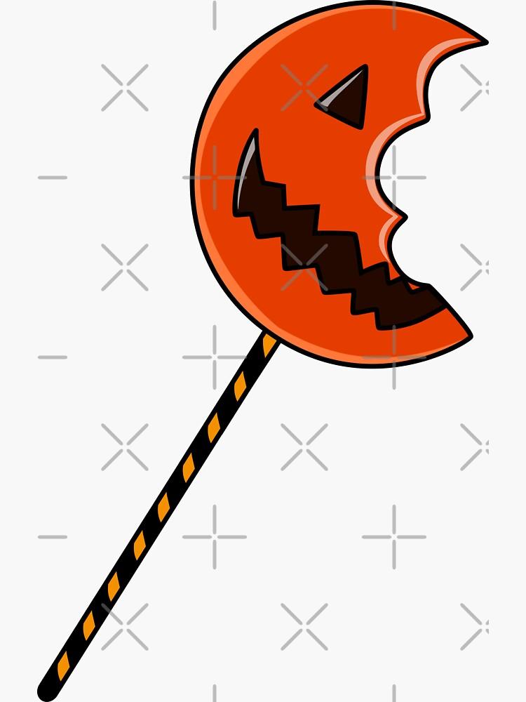 Trick R Treat Lollipop  by Jakmalone