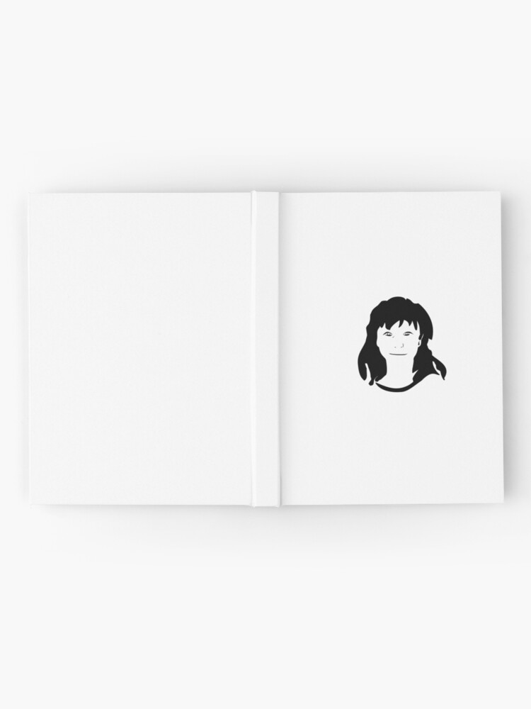 Alternate view of Triptych centre face (journal) Hardcover Journal