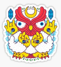 Oyasumi Sticker