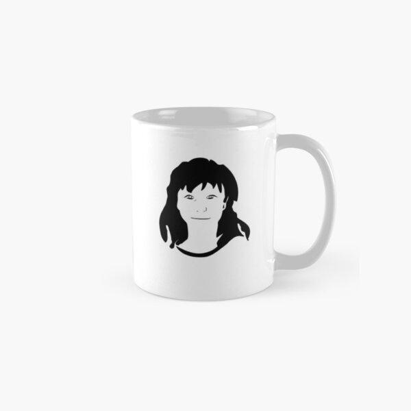 Triptych centre face (classic mug) Classic Mug