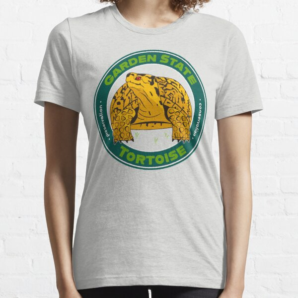 Garden State Tortoise: Eastern Box turtle  Essential T-Shirt