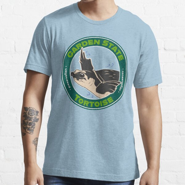 Garden State Tortoise: Fly River turtle Essential T-Shirt