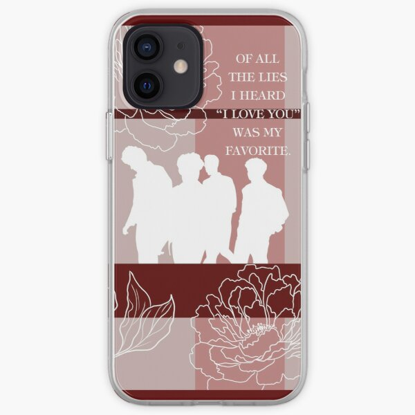 All The Lies - The Vamps  iPhone Soft Case