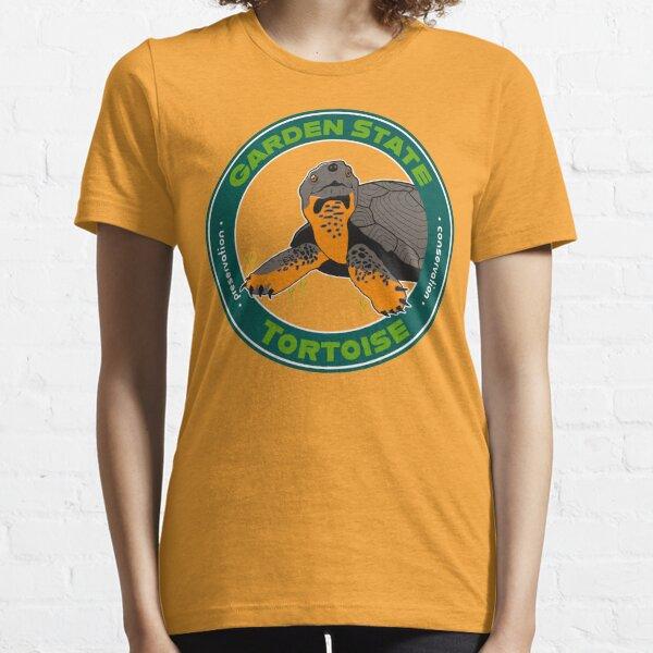 Garden State Tortoise: North American Wood Turtle Essential T-Shirt