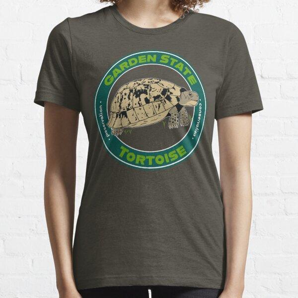 Garden State Tortoise: Moroccan Tortoise  Essential T-Shirt