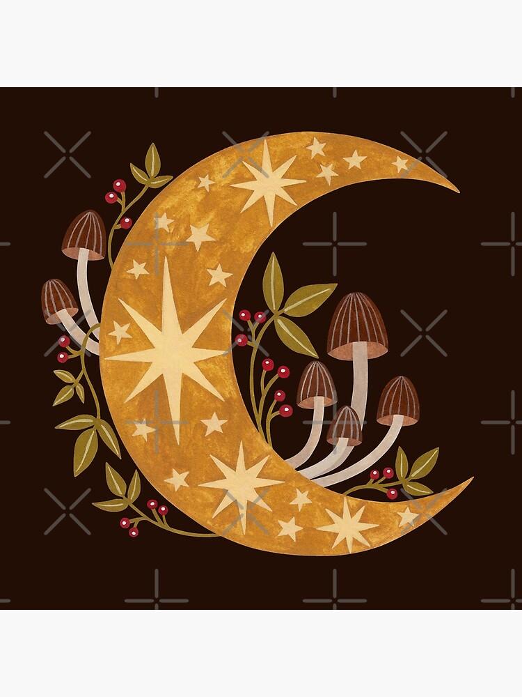Forest moon by Laorel