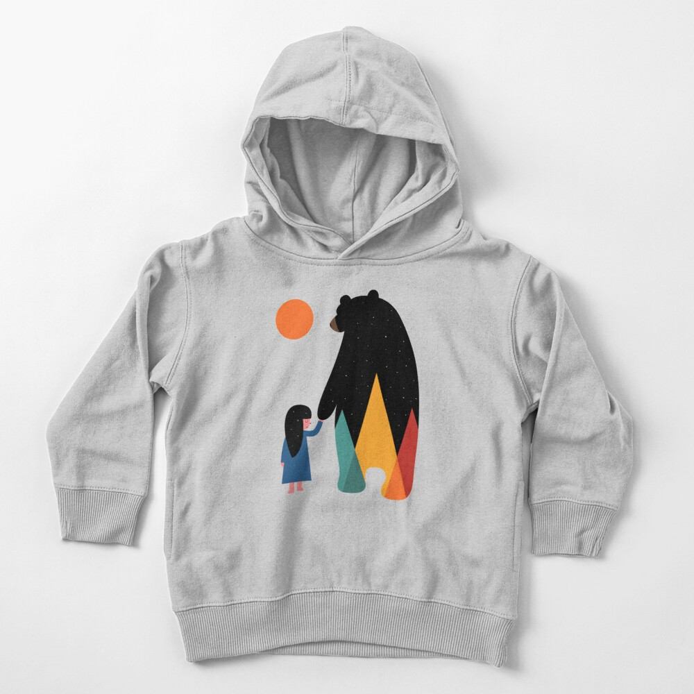 Go Home Toddler Pullover Hoodie