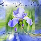 Have a Glorious Easter Message for all RB Friends! by Joan A Hamilton