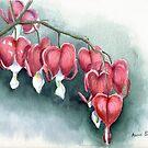 Bleeding Hearts by Anne Sainz