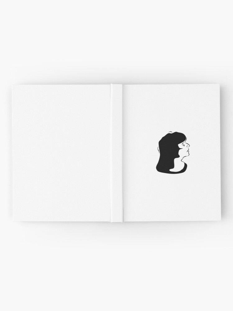 Alternate view of Triptych left face (journal) Hardcover Journal