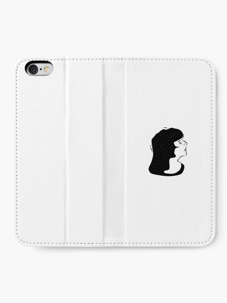 Alternate view of Triptych left face (iPhone 6s wallet) iPhone Wallet