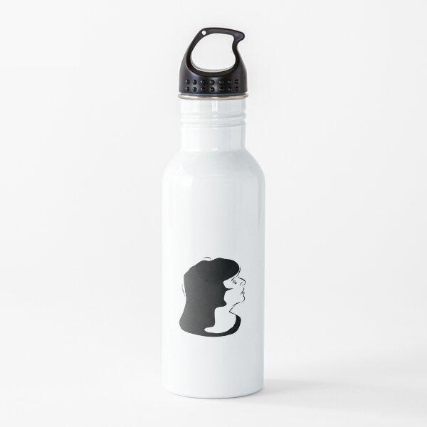 Triptych left face (water bottle) Water Bottle