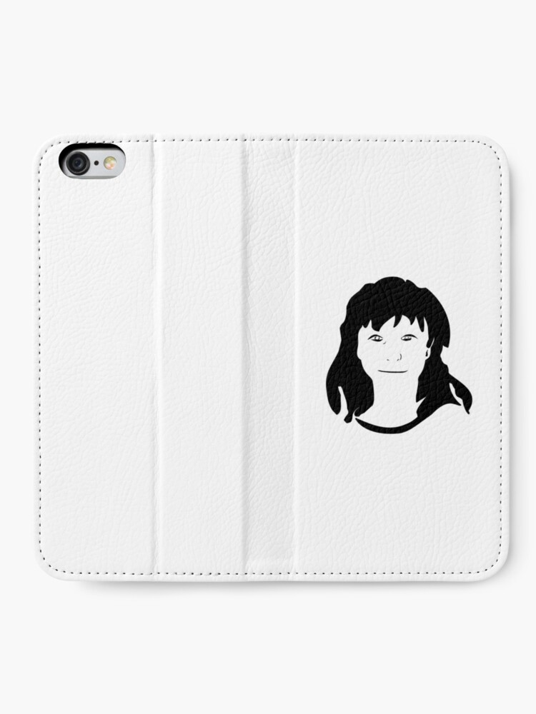Alternate view of Triptych centre face (iPhone 6s Plus wallet) iPhone Wallet
