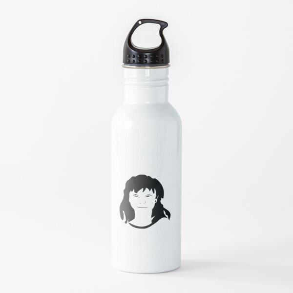 Triptych centre face (water bottle) Water Bottle