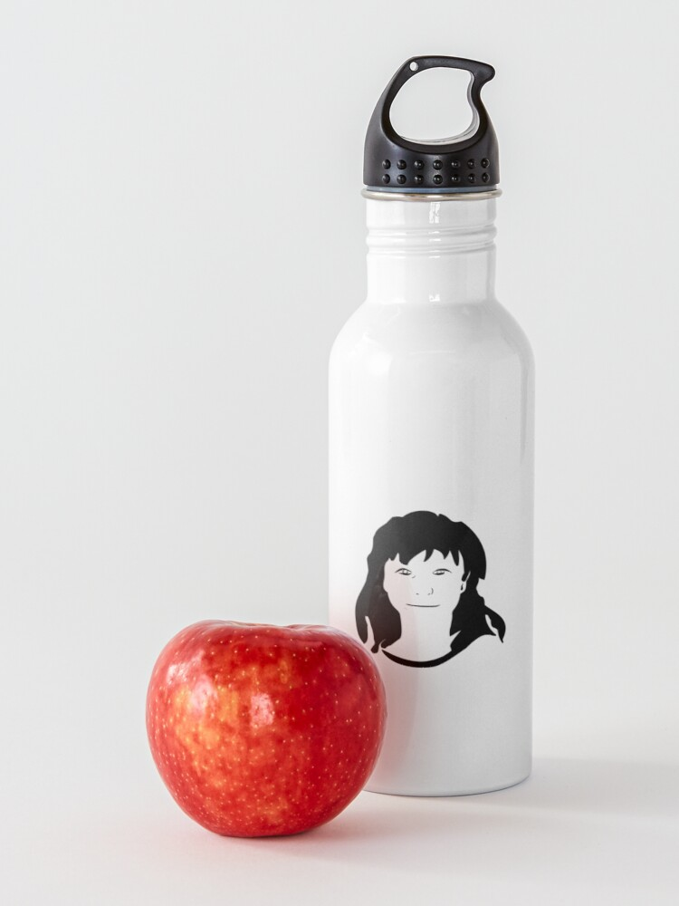 Alternate view of Triptych centre face (water bottle) Water Bottle