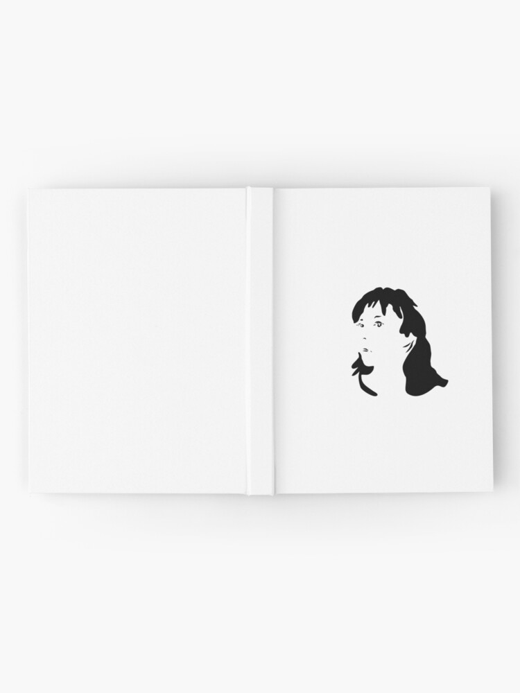 Alternate view of Triptych right face (journal) Hardcover Journal