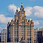 Royal Liver Building by Peter Stone
