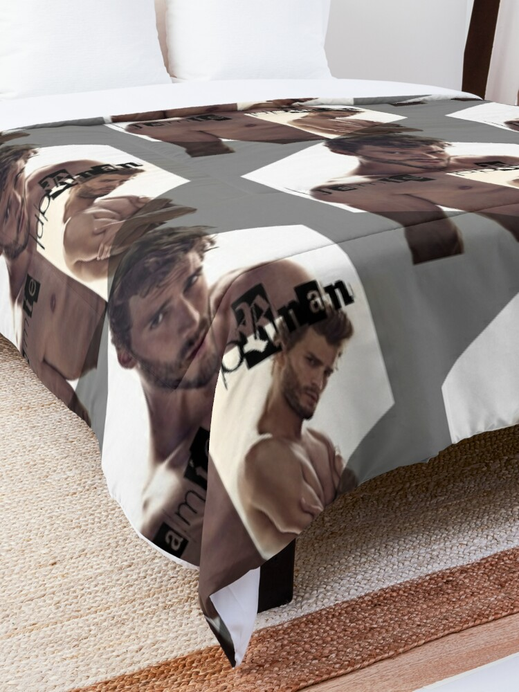 Alternate view of Jamie dornan Comforter