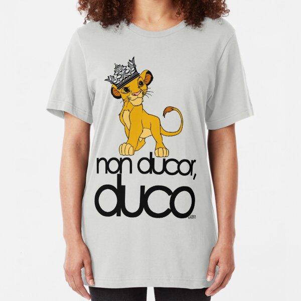 Non Ducor, Duco Slim Fit T-Shirt