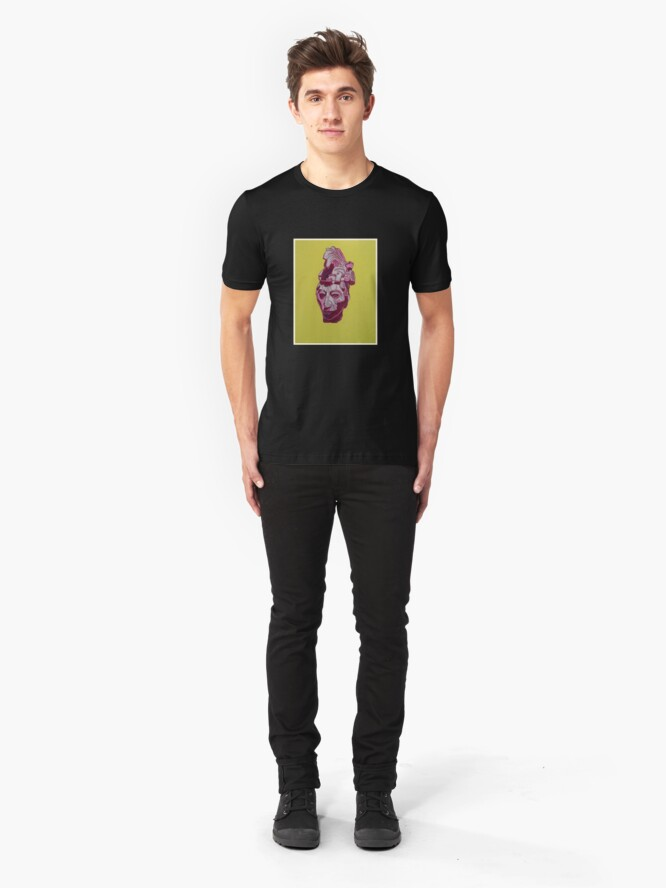 Alternate view of Lord Pakal Slim Fit T-Shirt