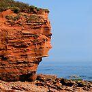 Rock face by moor2sea
