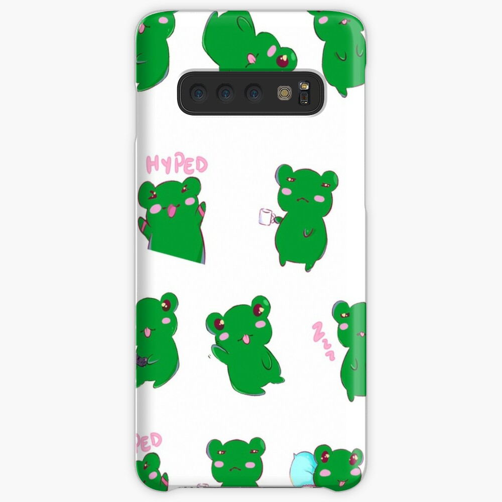 Pipi the the Frog Samsung Galaxy Snap Case