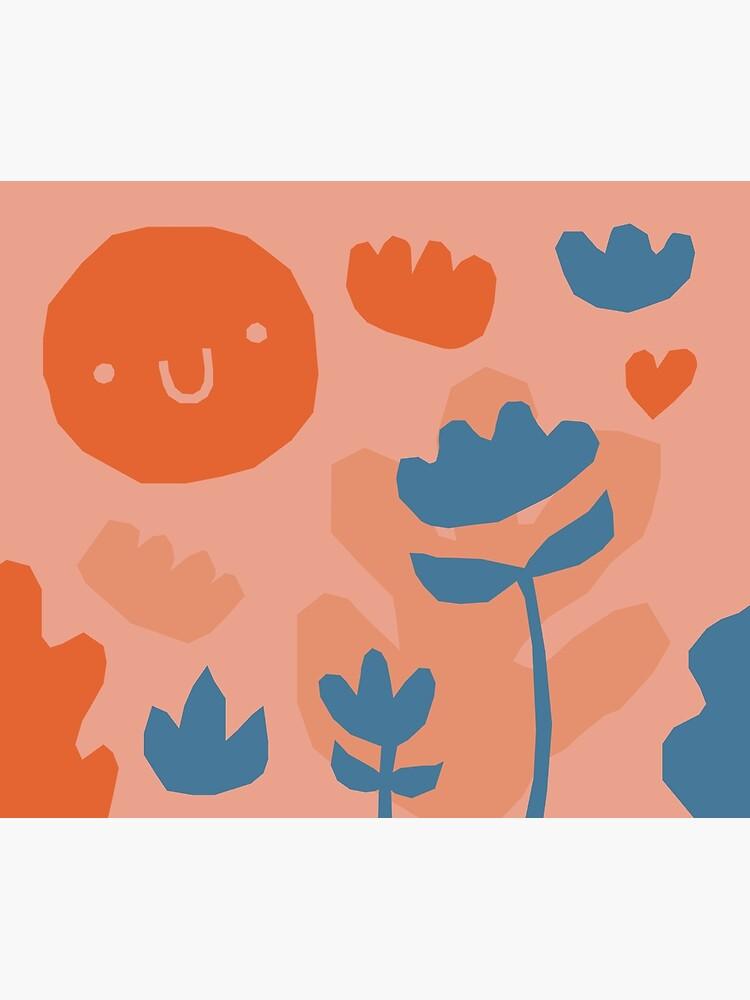 Garden pattern by esztersletters
