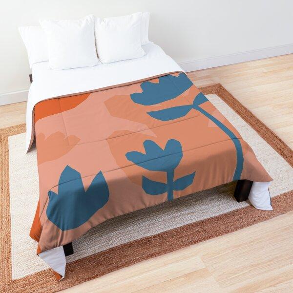 Garden pattern Comforter