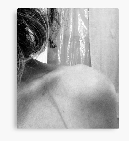 04-22-11:  Suffering For Art Canvas Print